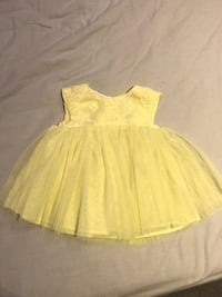 Babygirl Yellow Party Dress by First Impressions Rockville, 20853