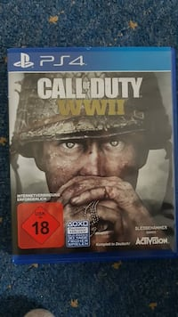 Call of Duty Ww2 PS4 Spiel