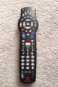 ROGERS TV REMOTE CONTROL