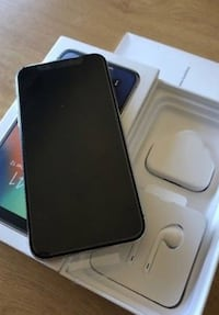 space gray iPhone 6 with box London, EC2V