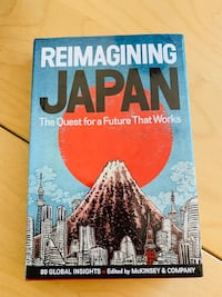 JAPAN: reimagining japan, the quest for a future that works