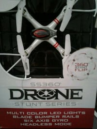 white and red quadcopter drone Kearneysville, 25430