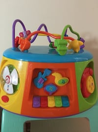 Baby activity toy Mississauga, L5N 7E2