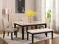$$$$ BLOWOUT SALE $$$ Brand new Dining room set 6pcs Real Marble $$$ SALE SALE SALE $$$ Toronto
