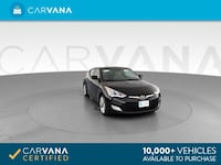 2014 *Hyundai* *Veloster* Coupe 3D coupe Black Fort Myers