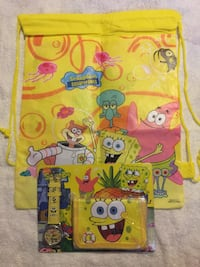 Spongebob Kids Gift Set
