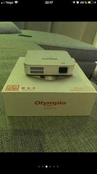 Olympia x3100 Proyector  6204 km