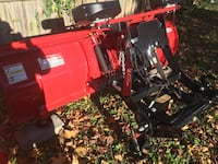 red and black zero-turn mower Lanham, 20706