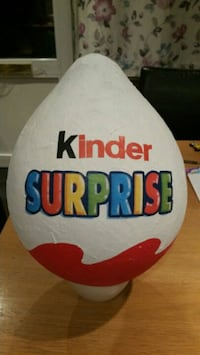 Giant Kinder Eggs. £17 Coventry