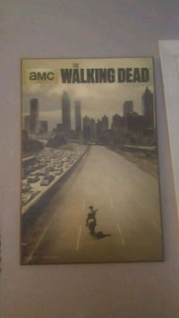 The Walking Dead Poster Beaverton, 97005