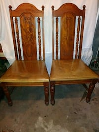 Pair of lenior chairs Jacksonville, 32254