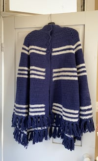 Vintage Hand Crocheted Cape Lutherville Timonium, 21093