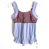 Lululemon purple tank top size 6 Edinburg, 78541