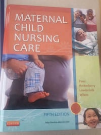 Maternal Child Nursing Care 5th edition Nashua, 03063