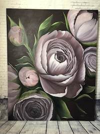 5 foot Original Oil Painting On Canvas  North Ogden, 84414