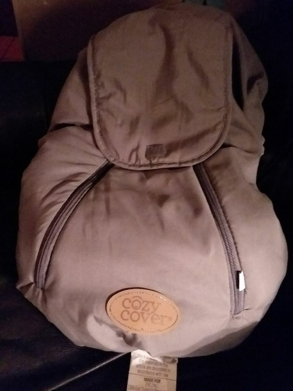ea87af63ee6d Used NEGOTIABLE..Carseat cover never used for sale in Saint Clair - letgo