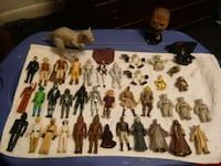 1977 + Star Wars ActionFigures Figures Lansing, 48912
