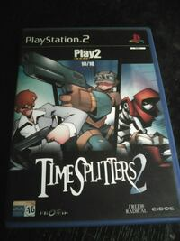 PS2 time splitters 2