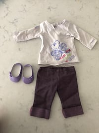 American Girl Doll Outfit  Mc Lean, 22101