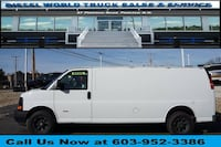 Chevrolet-Express Cargo-2009 Plaistow