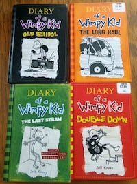 Diary of a Wimpy Kid books Vacaville, 95687
