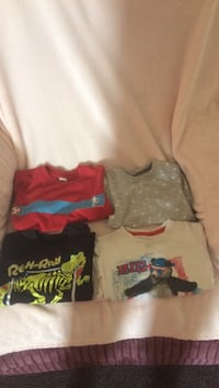 Size 4 boys clothing