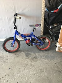 toddler's blue and red bicycle Vaughan, L4J