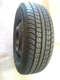 1 New size  [TL_HIDDEN] T primewell Tyre on rim Parkville, 21234