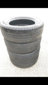 Matching set of Michelin LTX A/S P265/60R18, EXCELLENT CONDITION!! Virginia Beach, 23452