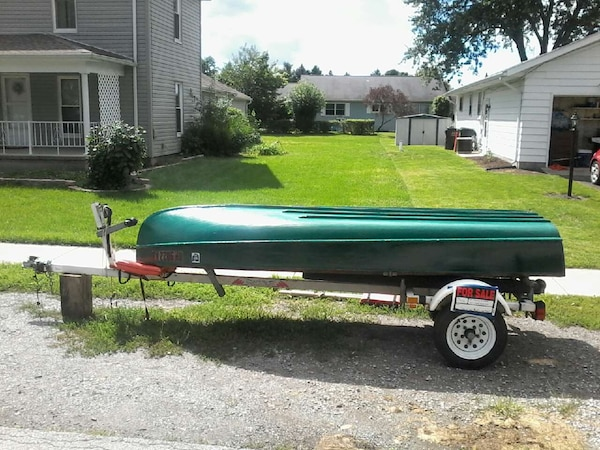 1942 Thompson Brothers Zepher 14 Ft Wood Boat