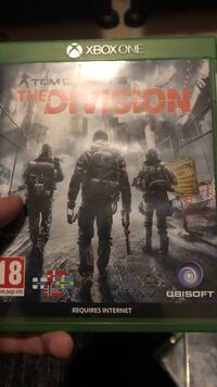 Xbox One Divisionsfallet Stockholm, 123 44