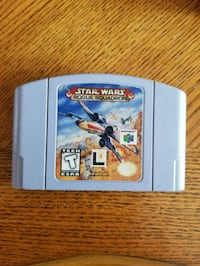 Star wars rogue Squadron for Nintendo 64