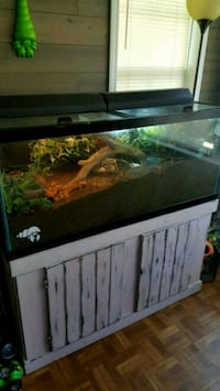 75 gallon tank and stand Moundsville, 26041