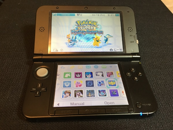 Nintendo 3DS XL, Loaded with 21 of the best 3DS games