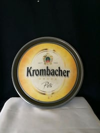 Krombacher bar tepsi
