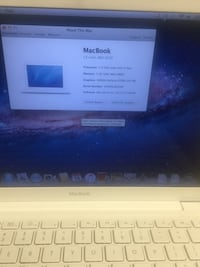 2010 MacBook READ 41 km