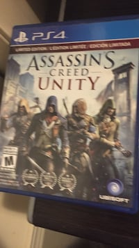 Assassin's Creed Unity PS4 game case Rocky View No. 44, T0J 1X2