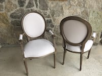 Newly Refurbished Accent Chairs  Hamilton, N0B 0Z6