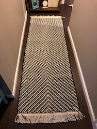 Two Accent Rugs