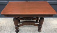 Oak Antique Table, Animal feet, work table Wareham, 02571