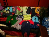 15 pieces 12 month boys clothes  Hamilton, 45013