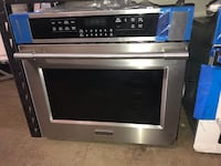 New Frigidaire Professional 30in single wall oven electric convectio Catonsville