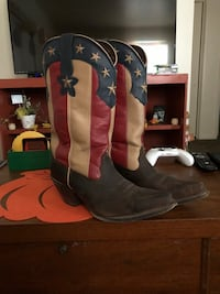 American flag boots Louisville, 40214