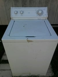 white top-load clothes washer Mercedes, 78570