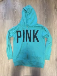 teal Pink by Victoria's Secret pullover hoodie