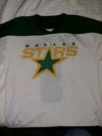 Mike Madano autopraphed Jersey  Flower Mound, 75028