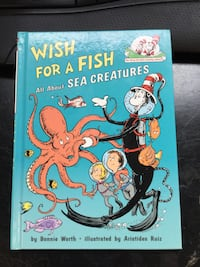 Wish for a Fish All About Sea Creatures Aberdeen, 07747
