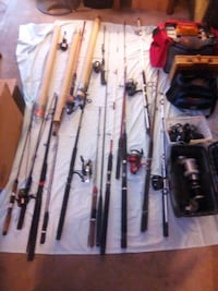Fishing gear for all types San Diego, 92101