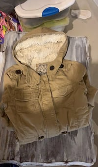 Women's XS fox jacket