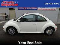 Volkswagen New Beetle Coupe 2005 Shawnee, 66203